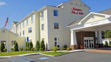 Hampton Inn Mystic