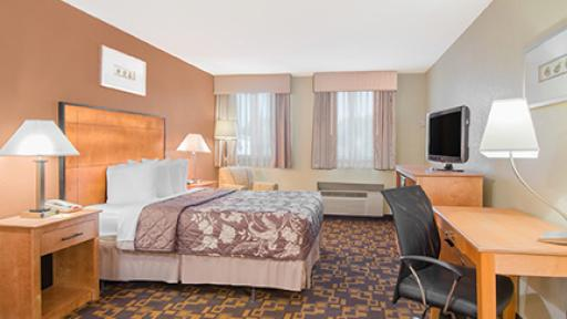 last minute discount at days inn gettysburg. Black Bedroom Furniture Sets. Home Design Ideas
