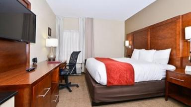 Comfort Suites University – Research Park