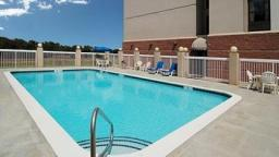 Comfort Suites Charlotte University Area