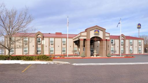 Best Western Executive Inn & Suites