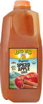 Big B's Cinnamon Apple Organic