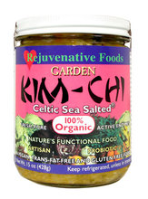 Rejuvenative Foods Garden Kim-Chi Celtic Sea Salted