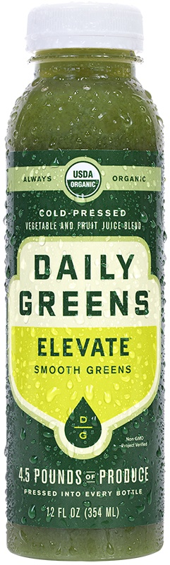 Daily Greens Elevate Juice