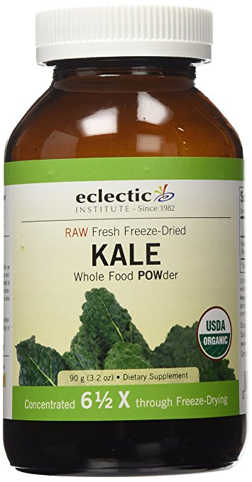 Eclectic Institute Kale Powder Raw