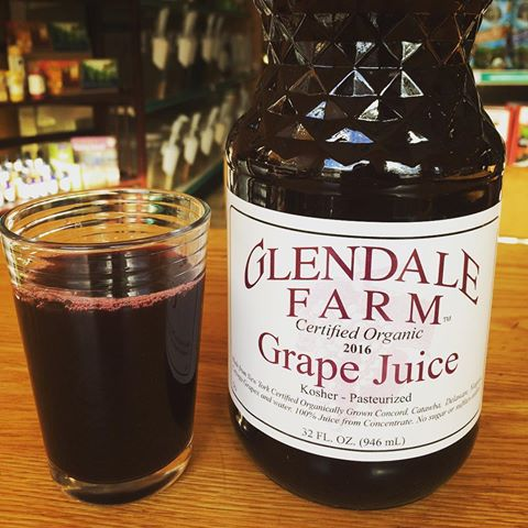 Glendale Organic Grape Juice