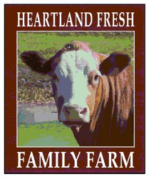 Heartland Fresh Family Farm Whole Chicken