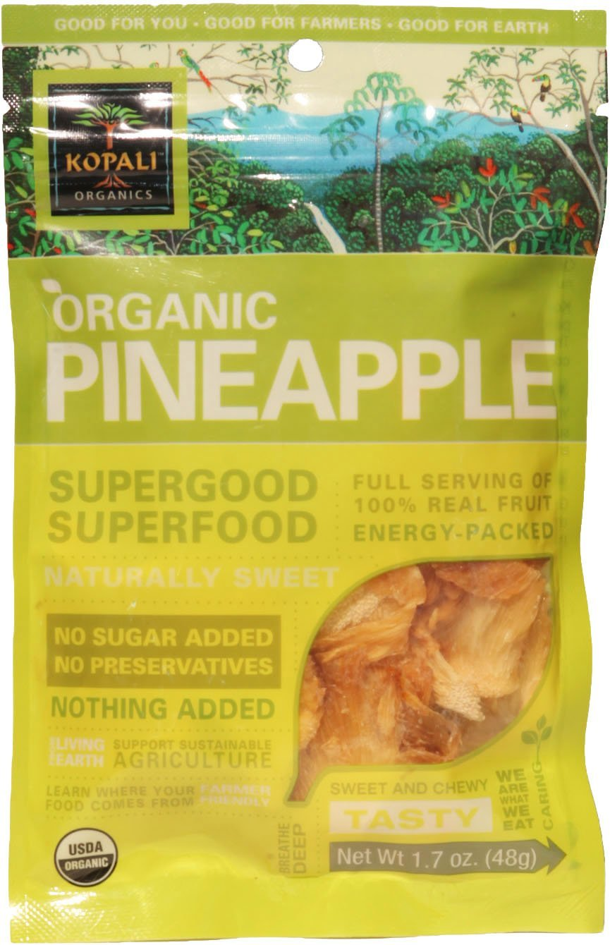 Kopali Dried Pineapple