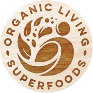 Organic Living Superfoods Raw Cacao Goji Energy Squares