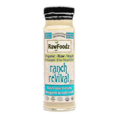 RawFoodz Dressing - Ranch Revival