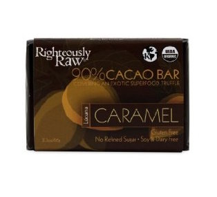 Righteously Raw Organic Raw Caramel - .63 oz