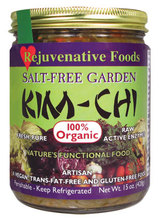 Rejuvenative Foods Garden Kim-Chi Salt-Free 15 oz