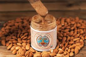 The Philosopher's Stoneground Creamy Almond Butter 8 oz