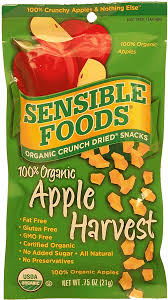 Sensible Foods Apple Harvest Crunch Dried Fruit