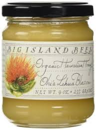 Big Island Bees Lehua Blossom Honey Organic