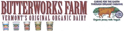 Butterworks Farm Organic Heavy Cream - 16 oz