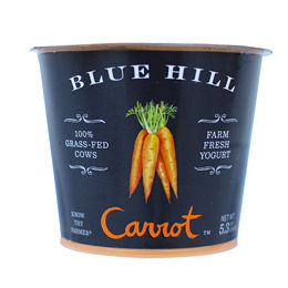 Blue Hill Grass Fed Yogurt - Carrot