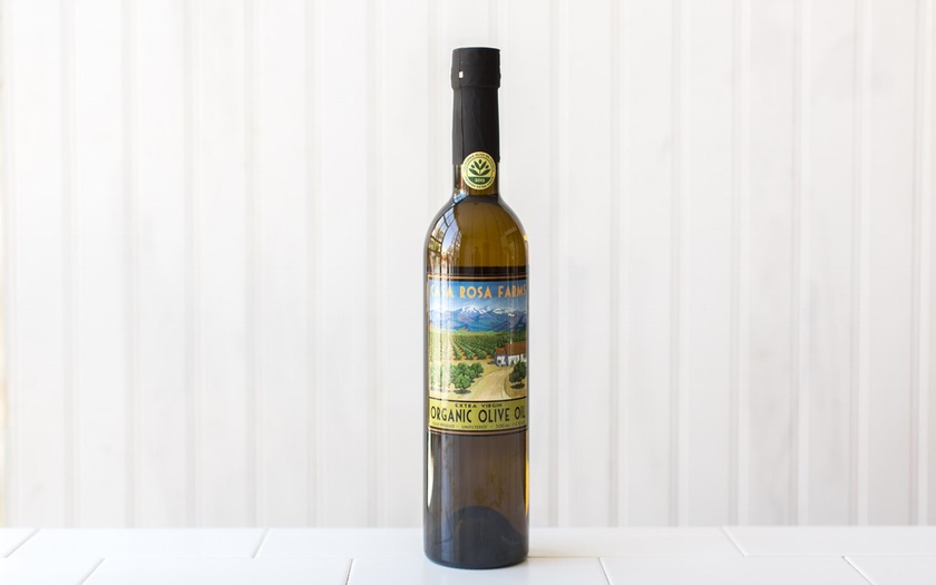 Casa Rosa Farms Extra Virgin Olive Oil