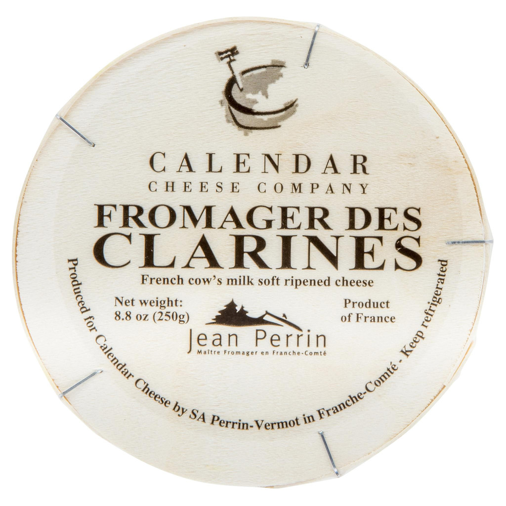 Jean Perrin Fromager des Clarines