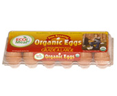 Ecomeal Large Brown Organic Eggs