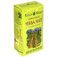 Eco Teas Organic Yerba Mate Loose Tea 16 oz