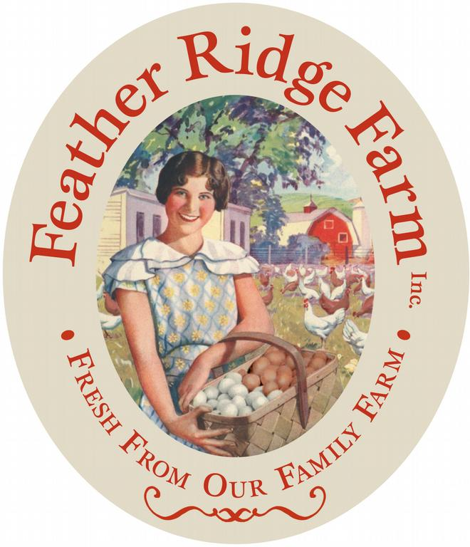 Feather Ridge Farm Large Brown Omega 3 Eggs