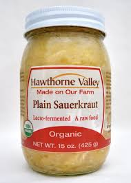 Hawthorne Valley Farm Sauerkraut - Plain