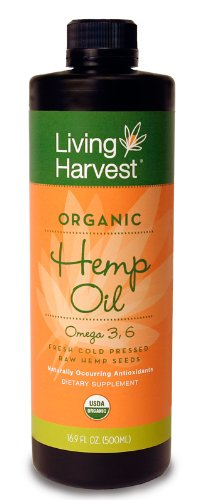 Living Harvest Organic Hemp Oil