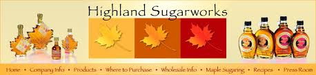 Highland Sugarworks Grade A Maple Syrup