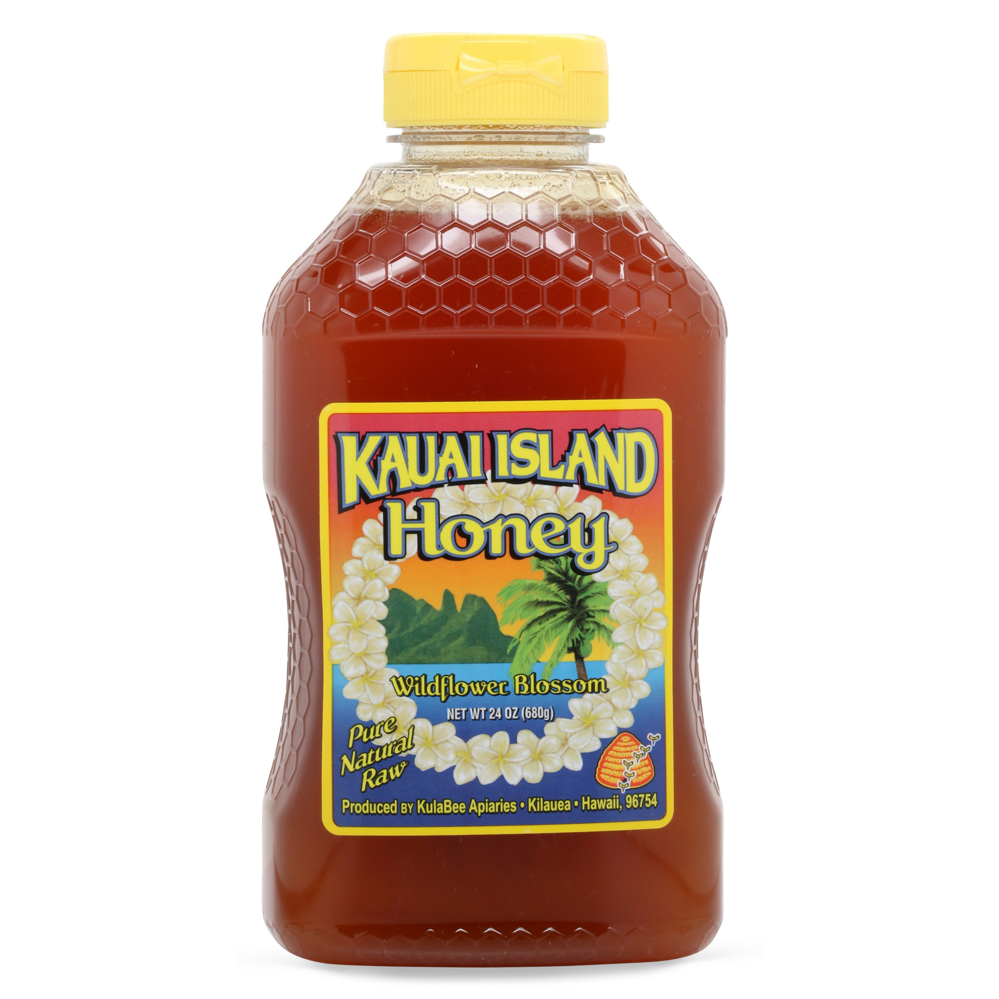 Kaua'i Honey Island Honey