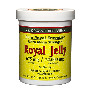 Y.S. Organic Bee Farms Royal Jelly