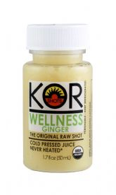 Kor Shots Organic Cold-Pressed Juice - Wellness