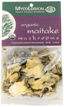 Mycological Maitake Mushrooms .5 oz