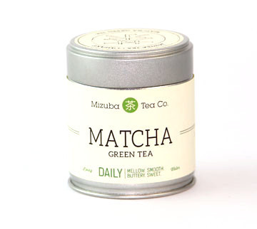Mizuba Tea Co Daily Matcha Green Tea