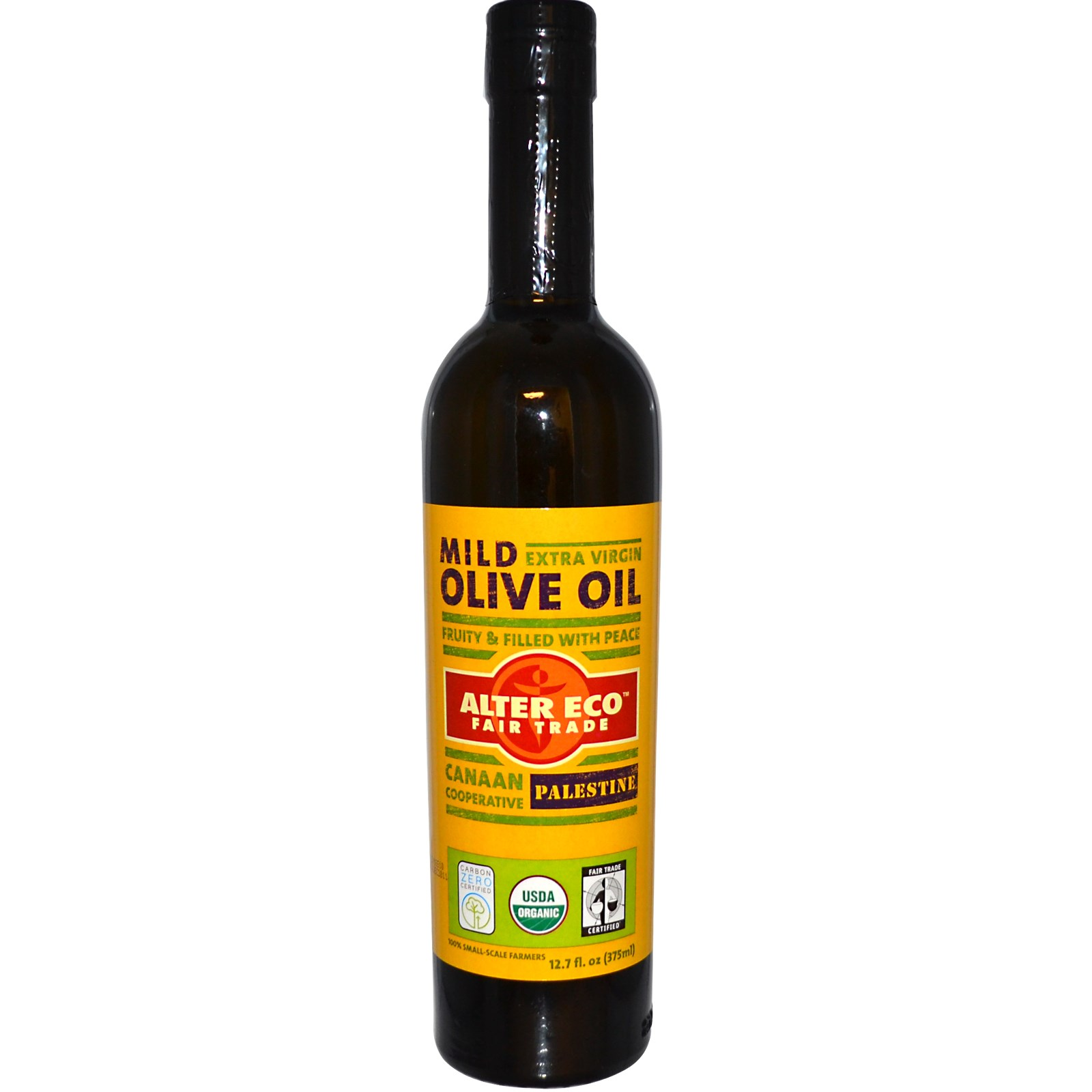 Alter Eco Extra Virgin Olive Oil - Mild