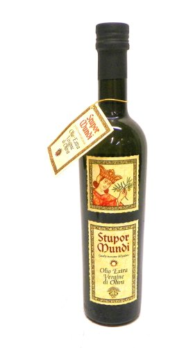 Barbera Siciliani Stupor Mundi Extra Virgin Olive Oil