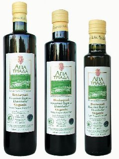 Agia Triada Organic Extra Virgin Olive Oil