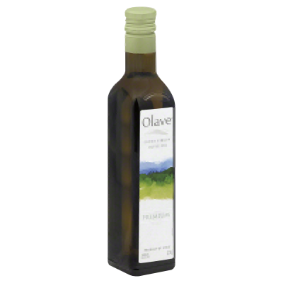 Olave Organic Extra Virgin Olive Oil 500 ml