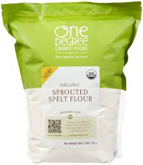 One Degree Organic Sprouted Spelt Kernels