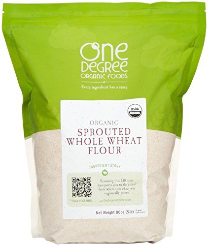 One Degree Sprouted Wheat Flour