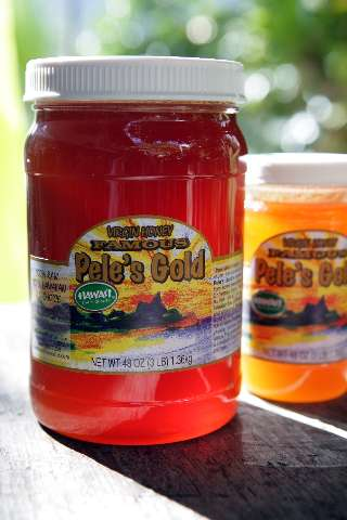 Manoa Honey Company Pele's Gold Virgin