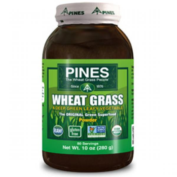 Pines Wheat Grass Powder - 10 oz
