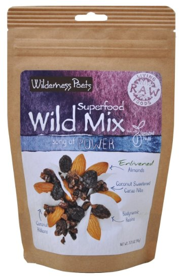 Wilderness Poets Wild Mix Trail Mix - Song of Power