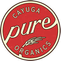 Cayuga Pure Organics Dark Red Kidney Beans