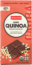 Alter Eco Organic Dark Quinoa Chocolate Bar 3.5 oz