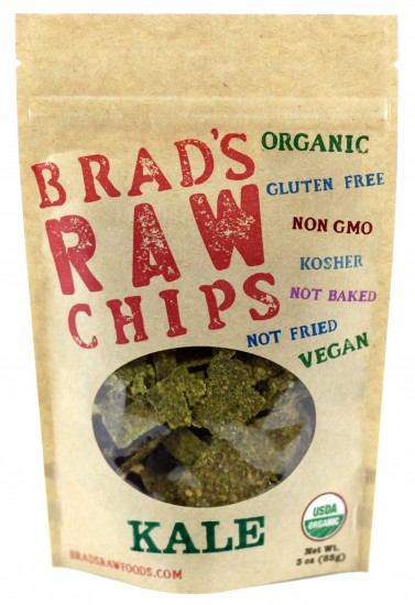Brad's Raw Chips Kale Chips