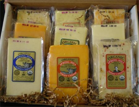 Spring Hill Dairy Jersey Cheese