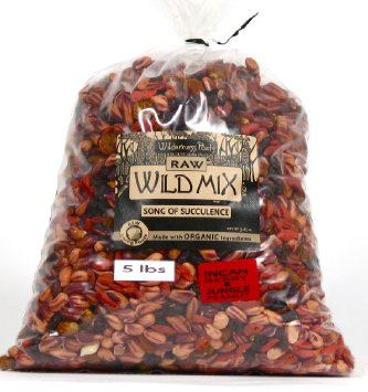 Wilderness Poets Wild Mix Trail Mix - Song of Succulence