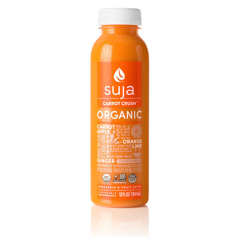 Suja Carrot Crush - 12 oz