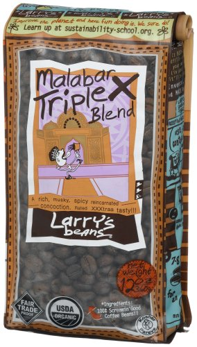 Larry's Beans Coffee -Triple X Blend